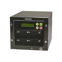 Addonics DigiCopier I - Disk duplicator - DVD±RW (±R DL) / DVD-RAM x 2 - 20x/22x/12x - external