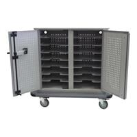 Datamation Systems 16 Module SafeHarbor DS-SHC-16 - Laptop storage cart