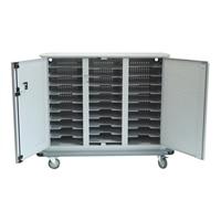 Datamation Systems SafeHarbor DS-SHC-30 - Cart for 30 Laptops - output: AC 120 V
