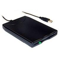 Bytecc BT-144 - Disk drive - Floppy disk - USB - External – Black