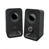 Logitech Z150 - Speakers - for PC - black