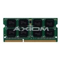Axiom - DDR3 - 8 GB: 2 x 4 GB - SO-DIMM 204-pin