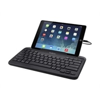 Belkin Wired Tablet Keyboard with Stand - Keyboard - Apple Lightning connector - US - for Apple iPad Air