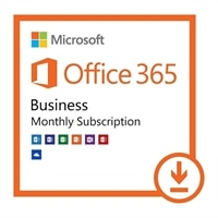Office 365 Business from Dell - Monthly Subscription