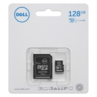Dell 128GB Class 10 MicroSDXC Card with SD Adapter