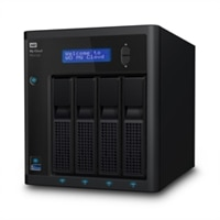 WD My Cloud PR4100 WDBNFA0160KBK - NAS server - 16 TB