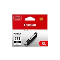 Canon CLI-271XL BK - XL - black - original - ink tank
