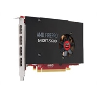 Barco MXRT-5600 performance PCIe 4GB display controller with 4 Display Port out