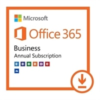 Office 365 Business from Dell - Annual Subscription