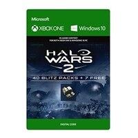 C2C XPA - Halo Wars 2: 47 Blitz Packs Xbox One Digital Code