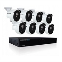 Night Owl Extreme HD XHD502-88P - DVR + camera(s) - wired - 8 channels - 1 x 2 TB - 8 camera(s)