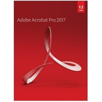 Download Adobe Acrobat Professional 2017 WIN  1 User