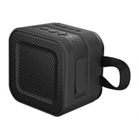 Skullcandy Barricade Mini - Speaker - for portable use - wireless - Bluetooth - translucent black