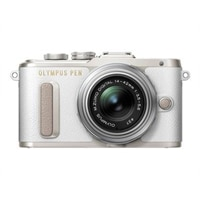 Olympus PEN E-PL8 - digital camera M.Zuiko Digital 14-42mm II R lens