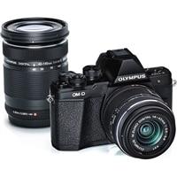 Olympus OM-D E-M10 Mark II - digital camera M.Zuiko Digital 14-42mm and Zuiko Digital 40-150mm lenses