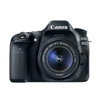 Canon EOS 80D DSLR 24.2MPIX 3IN EF-S18-55MM