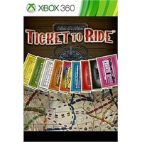 Ticket to Ride  - Xbox Live Digital Code