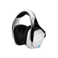 Logitech G933 Artemis Spectrum - Limited Edition - headset - full size - wireless - snow