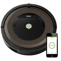 Roomba® 890 Wi-Fi® Connected Vacuuming Robot