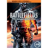 BATTLEFIELD 3 PREMIUM EDITION - PC Gaming - Electronic Software Download
