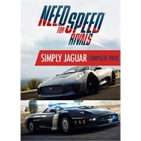 NFS RIVALS SIMPLY JAGUAR BUNDLE - PC Gaming - Electronic Software Download