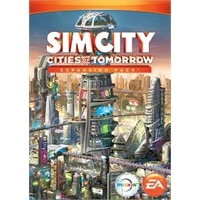 SIMCITY CITIES OF TOMORROW (PC/MAC) - PC Gaming - Electronic Software Download