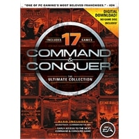 COMMAND & CONQUER THE ULT COL  - PC Gaming - Electronic Software Download