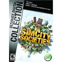 SIMCITY SOCIETIES ULTIMATE DIG COL - PC Gaming - Electronic Software Download