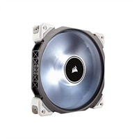 CORSAIR ML Series ML140 PRO LED Premium Magnetic Levitation - Case fan - 140 mm - white
