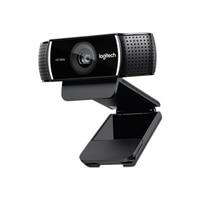 Logitech Pro Stream Webcam C922 - Web camera - color - 720p, 1080p - audio - H.264