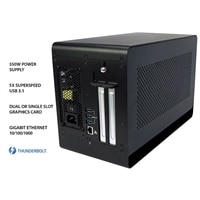 VisionTek Thunderbolt 3 External Graphics (eGFX) Accelerator