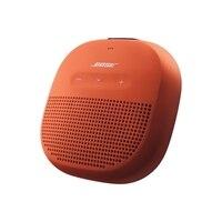 Bose SoundLink Micro - Speaker - for portable use - wireless - Bluetooth - bright orange