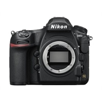 Nikon D850 - Digital camera - SLR - 45.7 MP - Full Frame - 4K / 30 fps - body only - Wi-Fi, Bluetooth - black