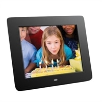 Aluratek ADMPF108F - Digital photo frame - flash 512 MB - 8-inch - 800 x 600