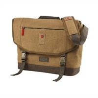 Wenger Corfe Notebook Carrying Case 16 Inch - Camel