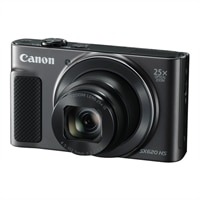 Canon PowerShot SX620 HS - Digital camera - compact - 20.2 MP - 1080p / 30 fps - 25x optical zoom - Wi-Fi, NFC - black
