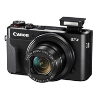 Canon PowerShot G7 X Mark II - Digital Camera Compact - 20.1 MP - 1080p