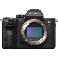 Sony α7R III  Digital Camera Mirrorless - 42.4 MP - Full Frame - 4K / 30 fps Body Only - Wi-Fi, NFC, Bluetooth
