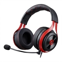 LucidSound Gaming LS25 - eSports - headset - full size - wired - 3.5 mm jack - noise isolating