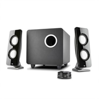 CA-3610 Curve - 62W Peak Power Speaker System with Control Pod