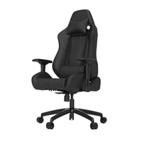 Vertagear Racing S-Line SL5000 - Chair - armrests - T-shaped - swivel - PVC leather - carbon black