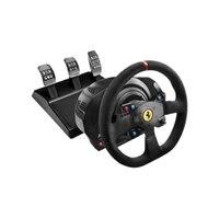 Thrustmaster Ferrari T300 Integral Racing - Alcantara - wheel and pedals set - wired