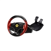 Thrustmaster Ferrari Red Legend Edition - Wheel and pedals set - wired - for PS3