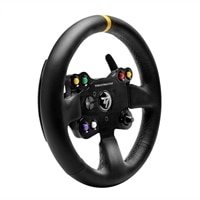 ThrustMaster Leather 28 GT - Wheel - 6 buttons - for PS3, Microsoft Xbox One, Sony PlayStation 4