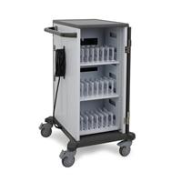 Ergotron YES24 Charging Cart for Mini‑laptops