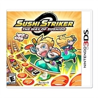 Sushi Striker - 3DS
