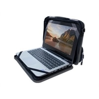 "OtterBox OtterShell Always-on Notebook Carrying Case 11"" With Pocket - Gray, Black"