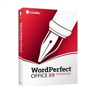 Download Corel WordPerfect Office X9 Professional
