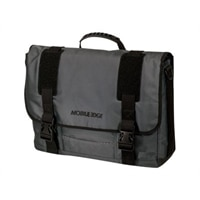 "Mobile Edge 17.3"" Messenger Notebook carrying case - Graphite"