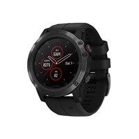 Garmin fenix 5X Plus Sapphire GPS/GLONASS/Galileo watch Hiking, Running, Swimming 1.2 in